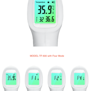 TF 600 Infrared Forehead Thermometer